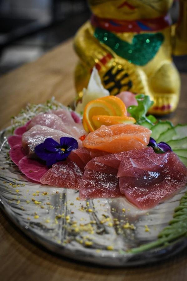 Sashimi biggu setto