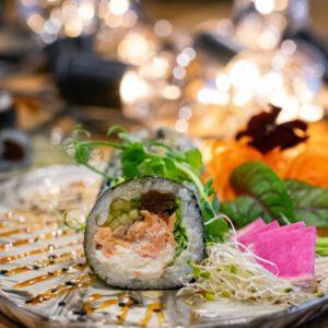 futomaki sake grill